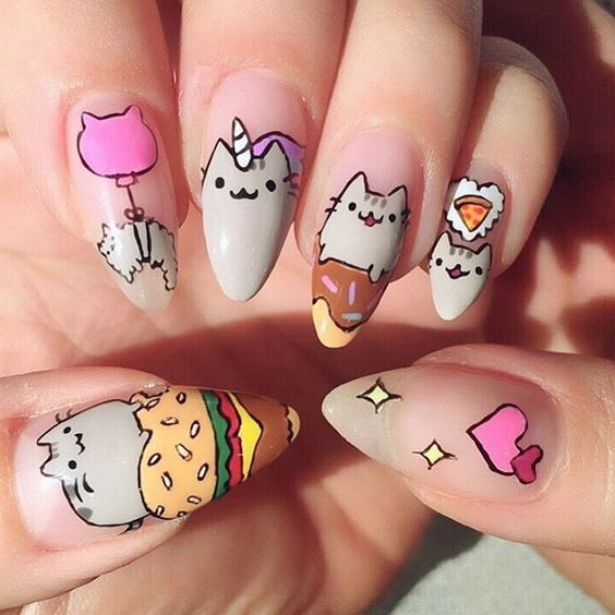 manicures nail designs