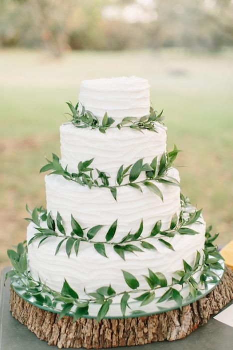 Top Trend Wedding Cake