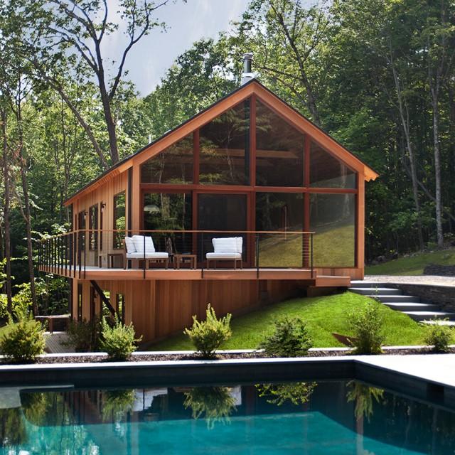 beautiful bungalow exterior