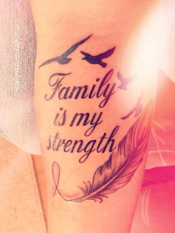20 Most Charming and Attractive Family Tattoos
