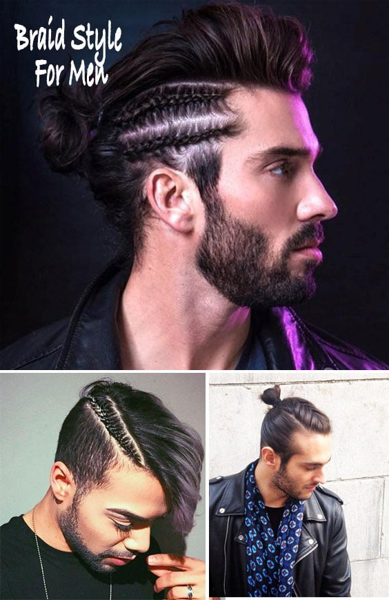 25 Most Interesting Men Braids Hairstyles Ideas For Men S Stylendesigns