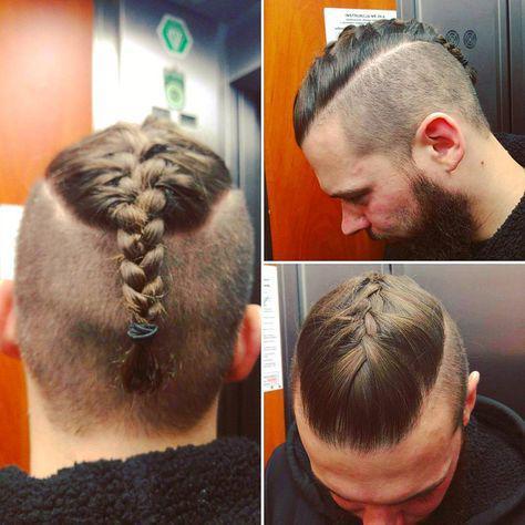 25 Most Interesting Men Braids Hairstyles Ideas For Men's