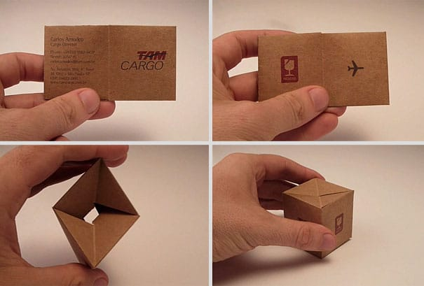 19transferable cargo business card-Thirty Smart and Innovative Business Cards Ideas