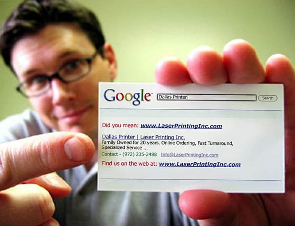 3Your URL-Thirty Smart and Innovative Business Cards Ideas