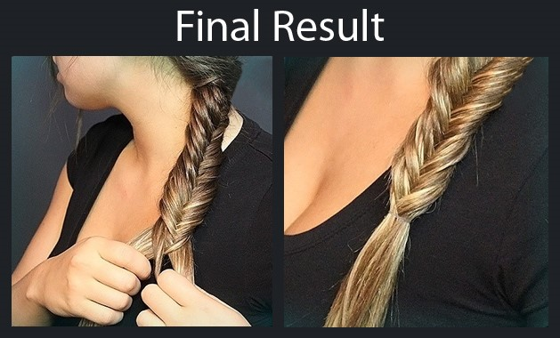 How To Style A Fishtail Braid-4