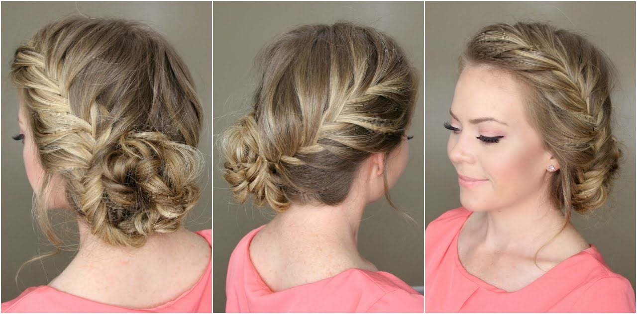 How To Style A Fishtail Braid-5