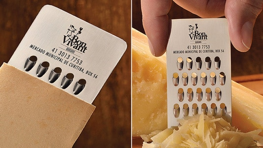 8cheesecard-Thirty Smart and Innovative Business Cards Ideas
