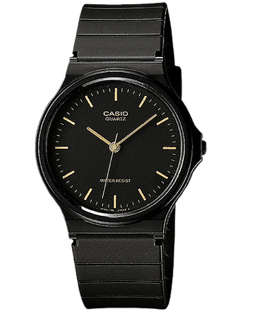 Casio Mens MQ24 1E-12 Black Watches Which Would Make You Drop Your Jaw-7