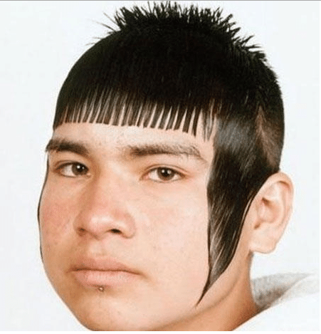 Combo-10 Weirdest Hair Style For Man-6