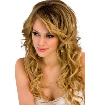 Curly Curls-Medium Hairstyles To Make You Look Younger-10