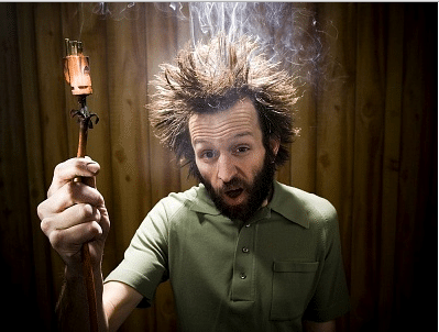 Electric shock-10 Weirdest Hair Style For Man-2