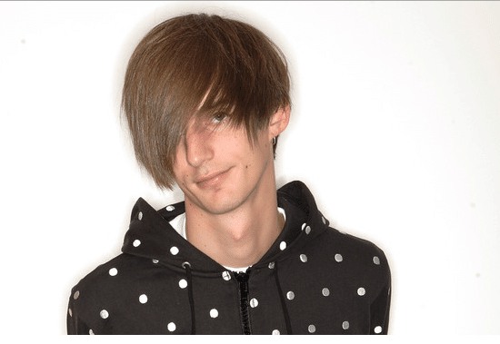 Emo Classic-10 Weirdest Hair Style For Man-1