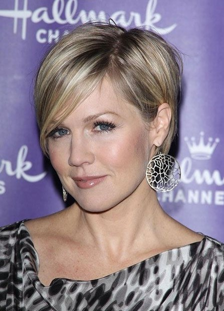 Hairstyle of the celebrity woman-15 Short Hairstyles for Women-5