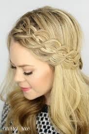 Headband Braid 10 Creative Hair Braid Style Tutorials 3