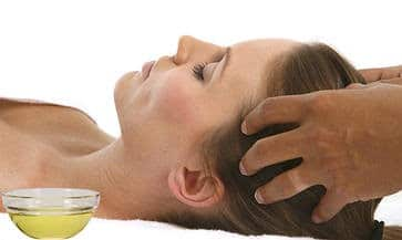 Massage with oil-Ways to Stimulate Hair Growth Naturally-1