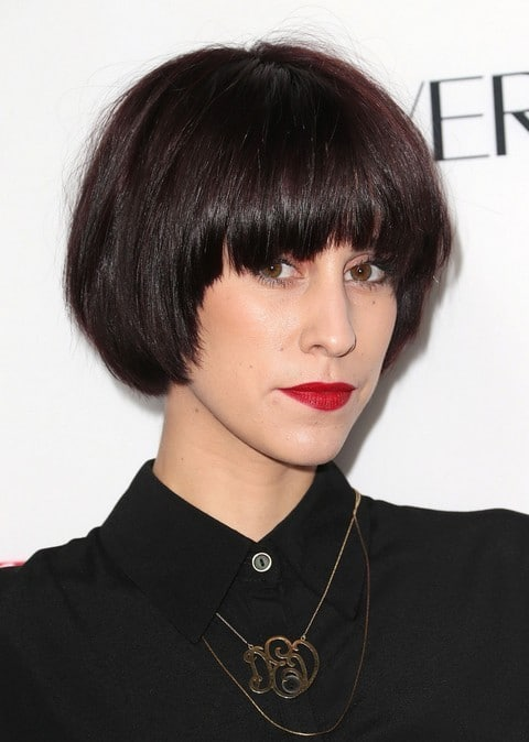 Razor Cut Bob-12 Short Bob Haircut Styles-10