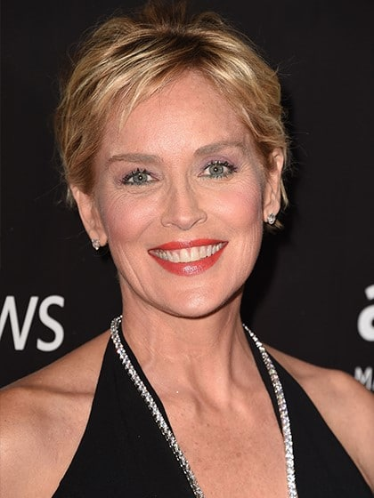 Sharon Stone Wispy Pixie-10 Short Hairstyles For Women Over 50-1