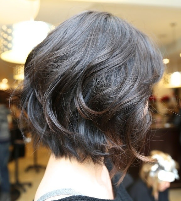 Modern bob hairstyles