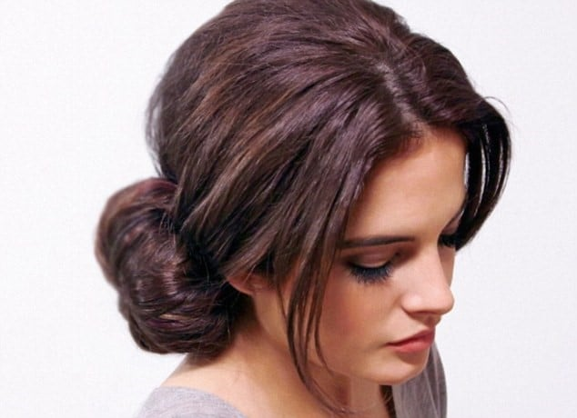 Side Knots-10 Hairstyles That Are Always On Style-7