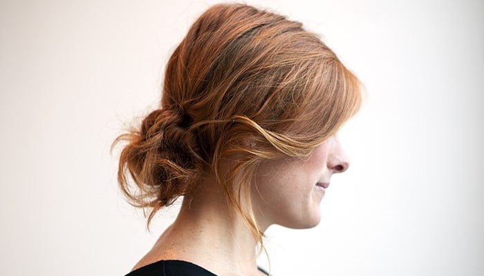 Unpolished Bun-10 Hairstyles That Are Always On Style-8