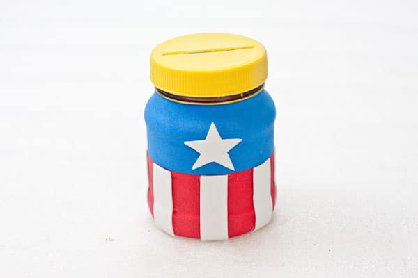 captain america coin banks