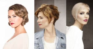 short hairstyles for women over 40 f
