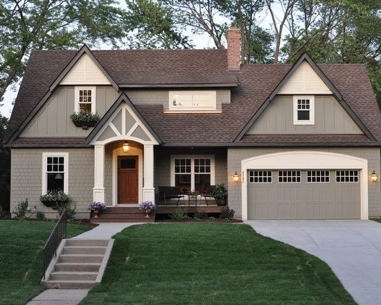 How To Pick The Exterior Paint Colors Match Best With The Roof