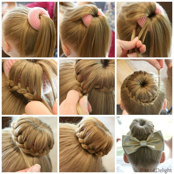 classic hairstyles Hair-Braided-Ballerina-Bun