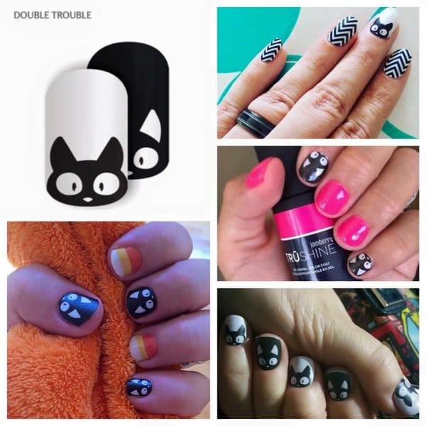 cat manicures