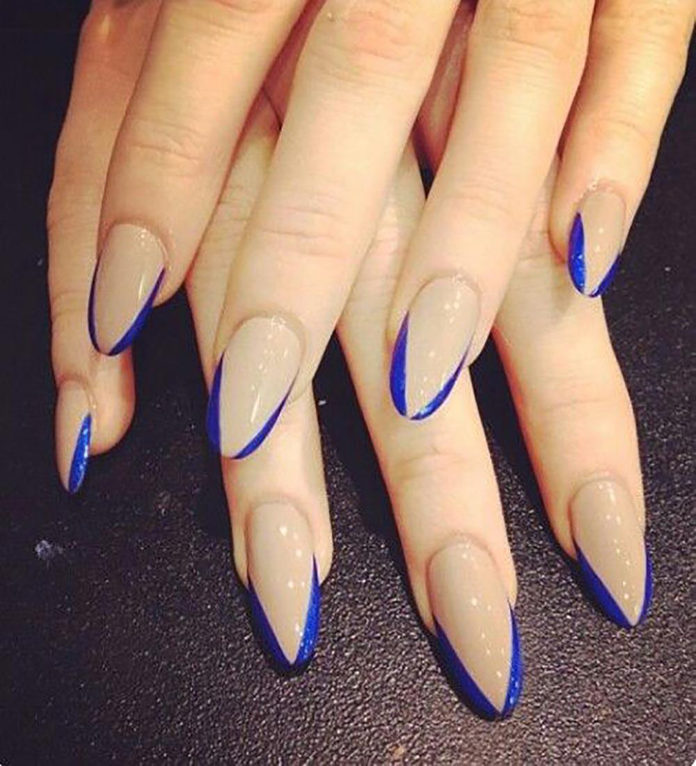 20 Worth Trying Long Stiletto Nails Designs Style Amp Designs