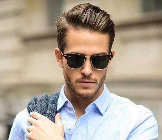 Hairstyles for Thick Hair Men's