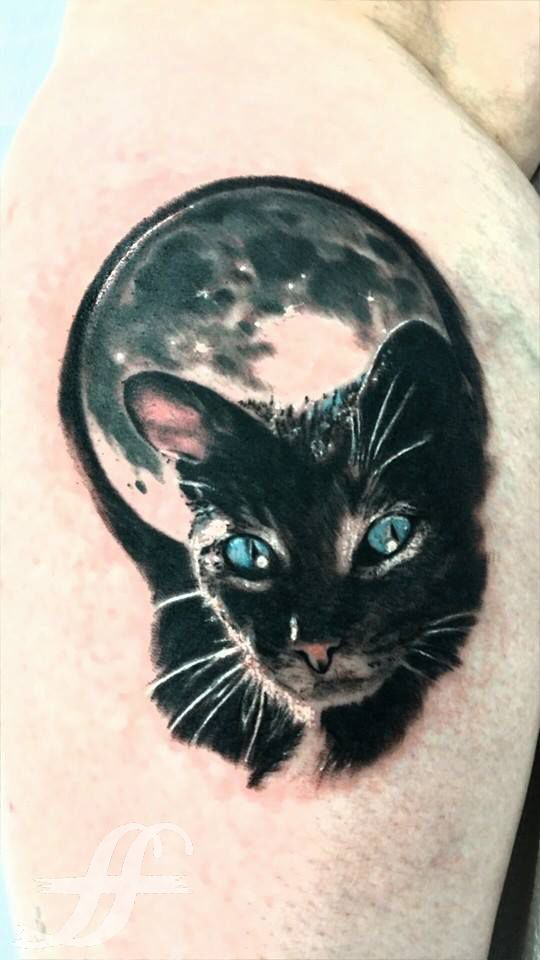 100 Cat Tattoo Designs For Cat Lovers Stylendesigns