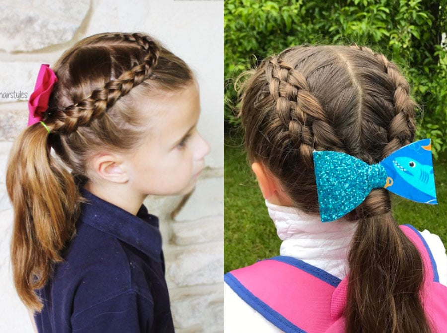 7 Days Little Girls Hair Styles To Be Shining Star