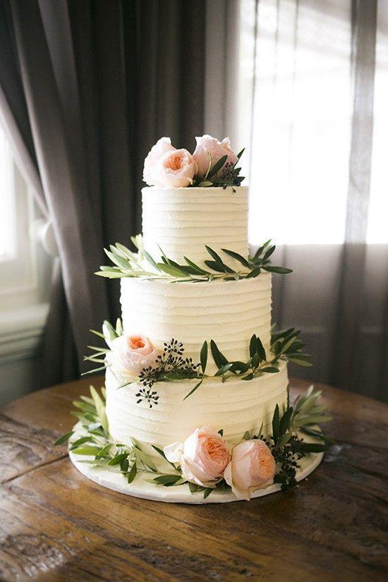 Top Trend Wedding Cake
