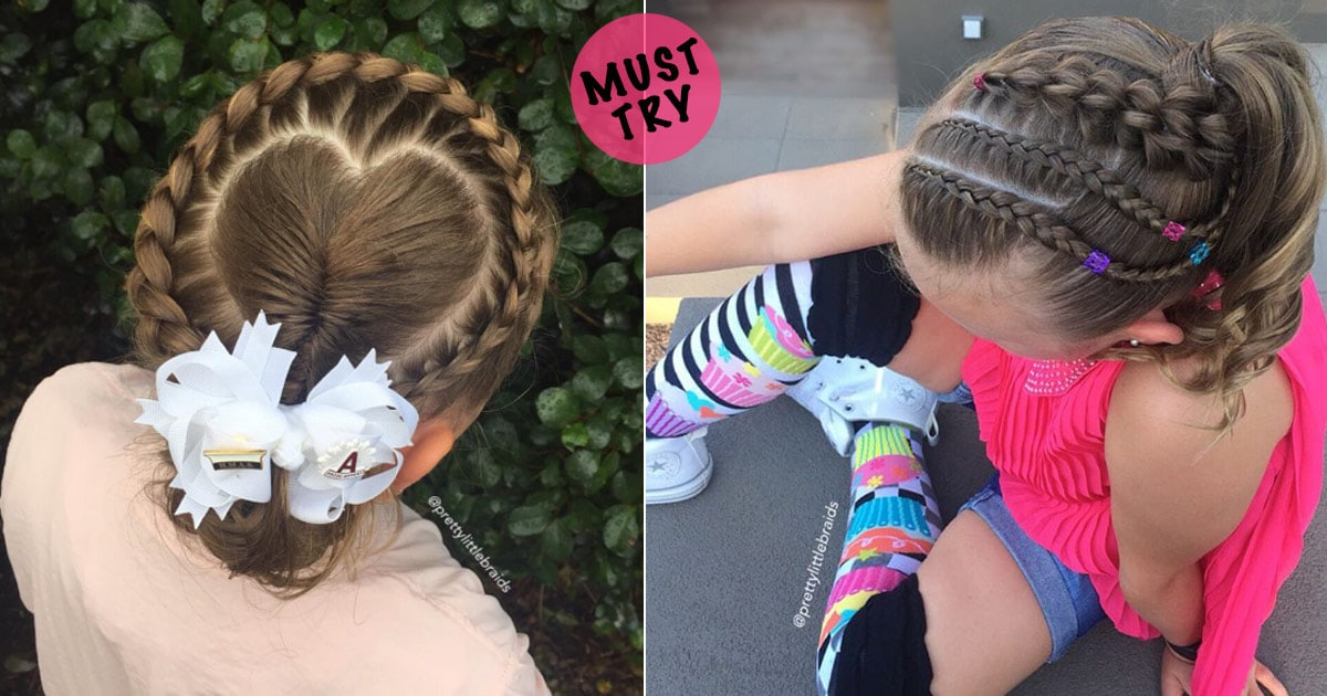 Incredible Versatile Braid Styles For Girls That Moms Must Try On Their Natural Hairstyles Runnerswayorg