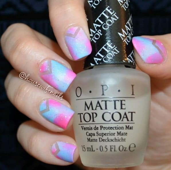 Sinful Cotton Candy Nail Polish: Sweet Cotton Candy Nail Colors And Designs