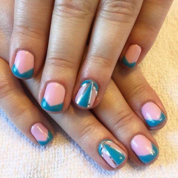 cotton candy nail polish
