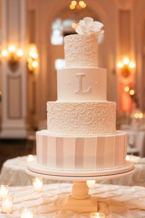 wedding cake monogram the top 30 wedding cake trends style amp designs 23274