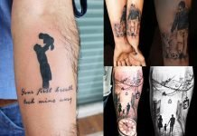 Father and Son Tattoo Ideas