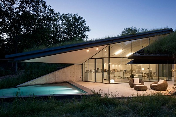 Fascinating Underground House