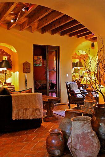 Tuscan Interior Designs Ideas