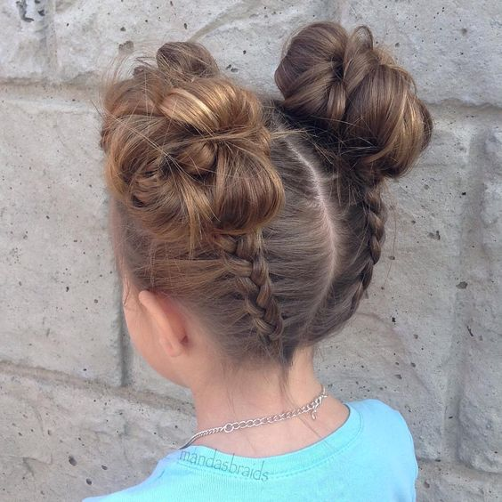 Braids, Buns and Bows