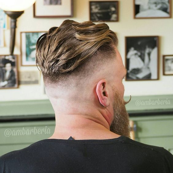 new hairstyle for men