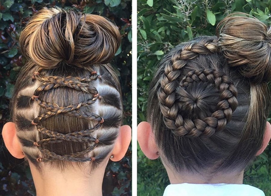 Hair Styles For Braids Pictures: Easy And Cute Braided Hairstyles For Girls Before School