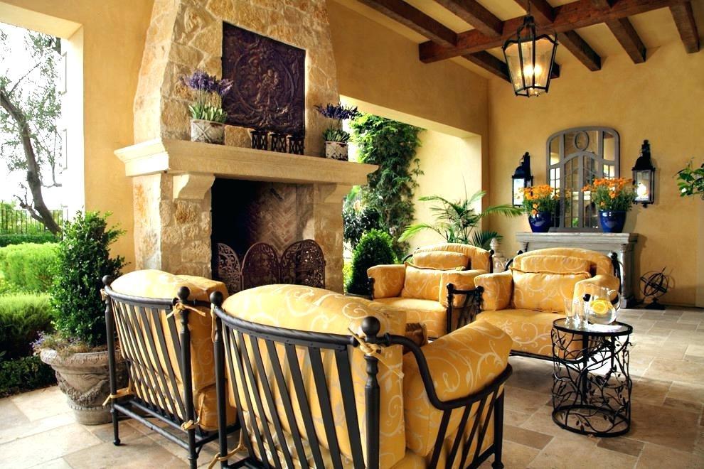 tuscan home design