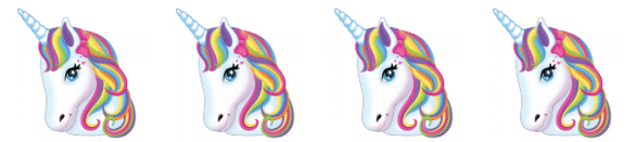 Hair Color   Unicorn Frappuccino inspired