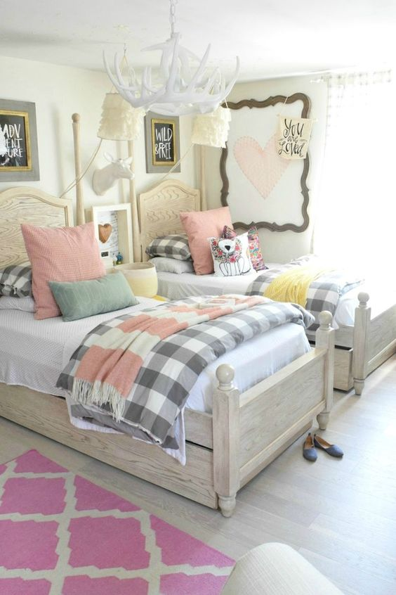 Cute Bedroom Ideas for Girls