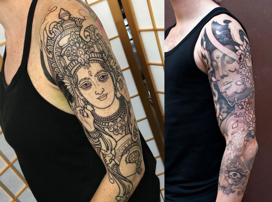 religious tattoo ideas
