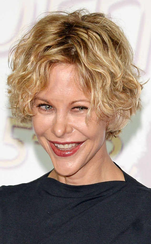 Meg Ryan's long crop