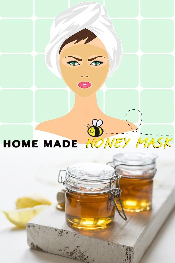 Effective Homemade Honey Masks